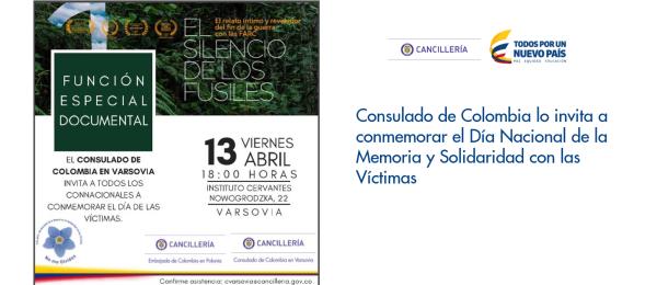 Nacional de la Memoria y Solidaridad con las Víctimas